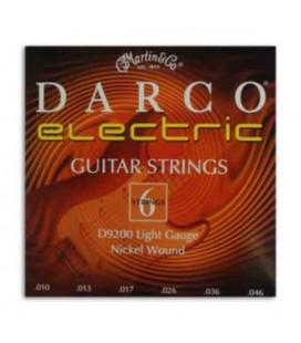 Martin String Set Draco D9200 Electric Guitar 010