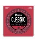 Daddario Classical Guitar String Set EJ27N Nylon