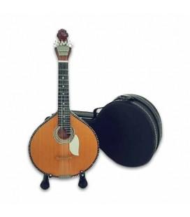CNM Miniature Portuguese Guitar 485GM with Case