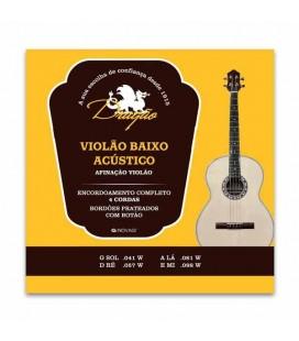 Drag達o Bass Guitar String Set 036 4 Strings 036