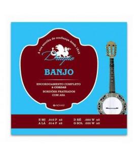 Drag達o 4 Strings Banjo String Set 035