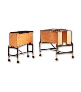 Honsuy Stand 49830 for Metallophone or Xilophone Bass Chromatic