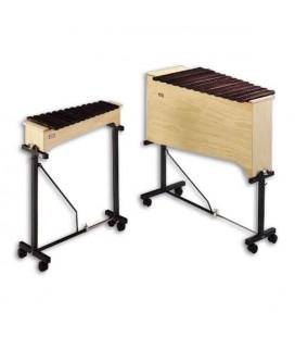 Honsuy Stand 49840 for Metallophone or Xilophone Soprano Chromatic