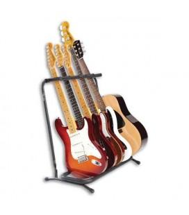 Fender Multi Stand for 5 Guitars
