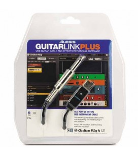Package of interface USB Guitarlink Plus