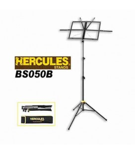 Stand Hercules BS0505B Foldable Black with Bag