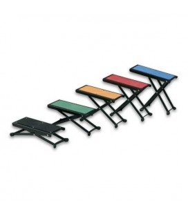 Foot Stool BSX for Guitarist Black or Colorful