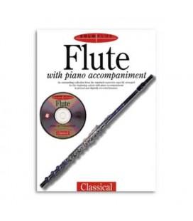 Solo Plus Classical Flute Book CD AM945648