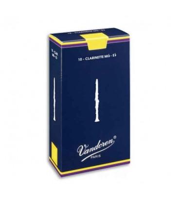 Vandoren E Flat Clarinet Reed CR1115 n尊1 1/2