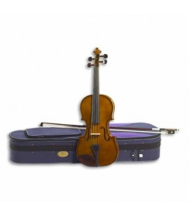 Photo of violin Stentor Student I 4/4 with bow and cas