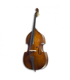 Frontal photo of double bass Stentor Student II SN 4/4
