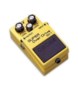 Boss Pedal SD 1 Super Overdrive