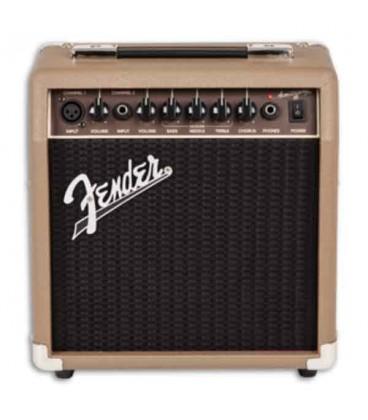 Amplifier Fender Acoustasonic 15W front photo