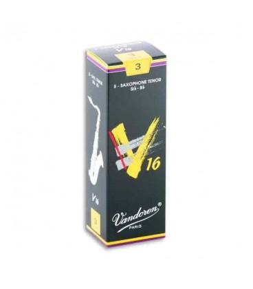 Vandoren Tenor Saxophone Reed SR723 V16 n尊 3