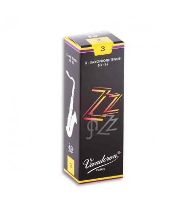 Vandoren Tenor Saxophone Reed SR423 Jazz n尊 3