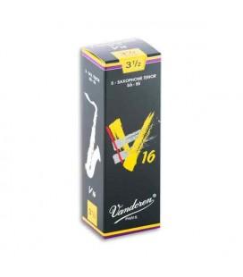 Vandoren Tenor Saxophone Reed SR7235 V16 n尊 3 1/2