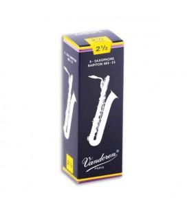 Vandoren Reed SR2425 Baritone Saxophone 2 1/2