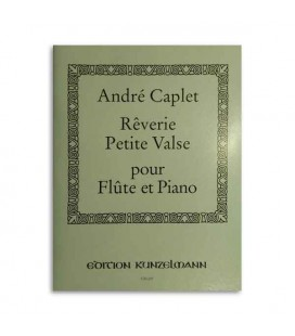 Edition Peters Book Caplet Reverie and Petite Valse GM607