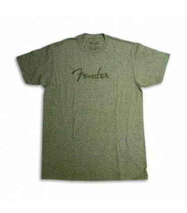 T-shirt Olive Heather Size M