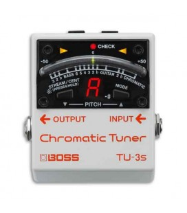 Boss Chromatic Tuner Pedal  TU 3S