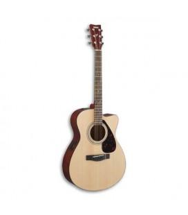 Yamaha Electroacoustic Guitar FSX315C Spruce Nato NAT