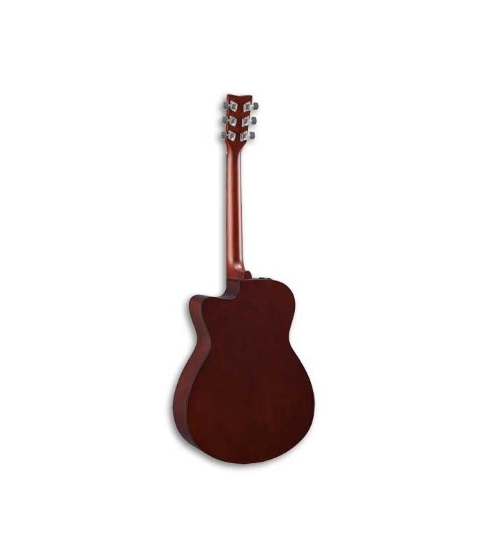 Yamaha Electroacoustic Guitar Fsx315c Yamaha Spruce Nato Nat