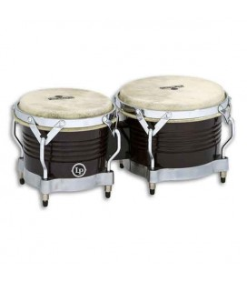 Pair of Bongos Wood Matador Black M201 BKWC