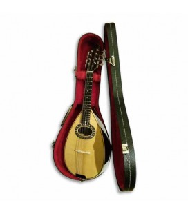 Artimúsica Mandolin Deluxe Special Rosewood with Machine Heads and Case BANDESP