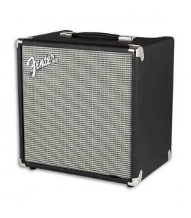 Top photo of amplifier for bass Fender Rumble 25
