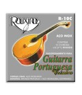 Rouxinol Coimbra Portuguese Guitar String Set R10C Inox Steel