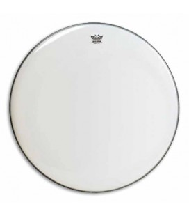 Remo Bass Drum Head Ambassador White 22 Inches BR-1222-00