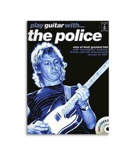 Play Guitar With The Police with CD
