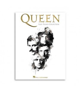 Book Music Sales Queen Easy Piano Collection HL00139187