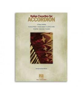 Italian Favorites Songs for Accordion
