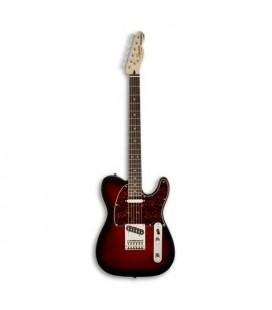 Electric Guitar Fender Squier Standard Telecaster RW Antique Burst