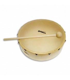Tambourine Goldon 35275 20cm Natural Head
