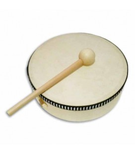 Godon Tambourine 35235 15cm Natural Head