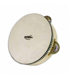 Goldon Tambourine 35285 15cm Natural Head