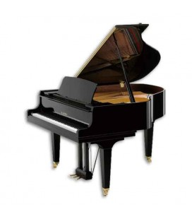 Kawai Grand Piano GL30 166cm Polished Black 3 Pedals