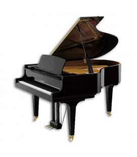 Kawai Grand Piano GL40 180cm Polished Black 3 Pedals