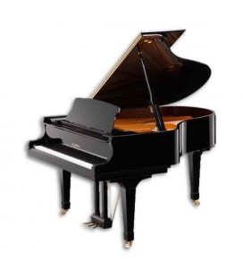 Kawai Grand Piano GL50 188cm Polished Black 3 Pedals