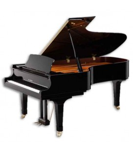 Kawai Grand Piano GX 7 229cm Polished Black 3 Pedals