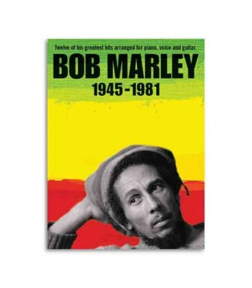Book Marley Robert Nesta Greatest Hits 1945 1981 AM1009096
