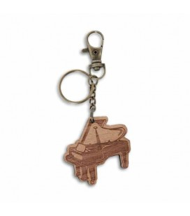 Gewa Key Chain Wood Musical Themes
