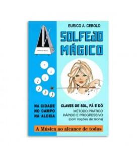 Eurico Cebolo Book M辿todo Solfejo M叩gico SOL M with CD