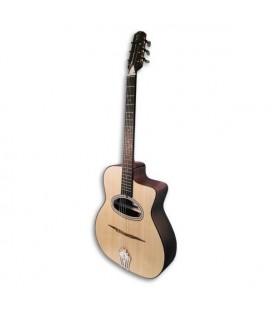 Jazz Guitar APC JMD200WLN Soundhole in D Spruce and Walnut