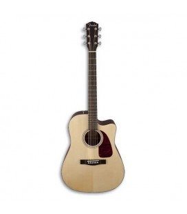 Fender Electroacoustic Guitar Dreadnought CD 140SCE Natural with Case