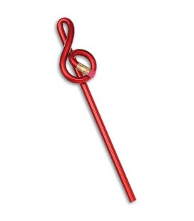 Music Sales Treble Clef Shaped Pencil