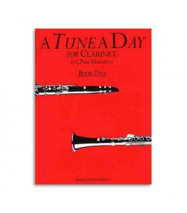 Music Sales Book BM10116 Tune a Day Clarinet 2