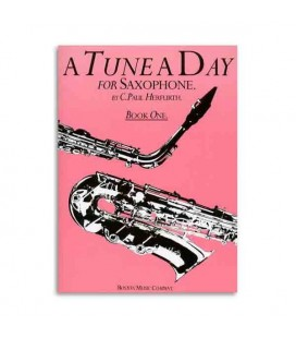 Tune a Day Saxophone 1